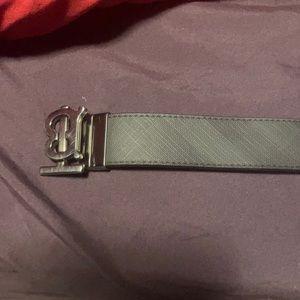 Burberry belt blk